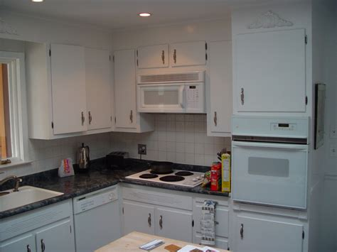 Kitchen Makeovers Nj Kitchen Remodel In Monmouth County With Cherry Cabinets