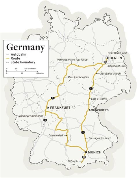 autobahn map germany deutschland de restricted we the autobahn in the