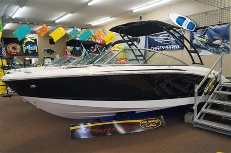 chaparral boats h2o reviews chaparral 21 h2o outboard sport review boats