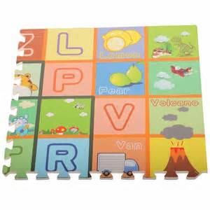 Baby Floor Puzzle Mats Uk Foam Interlocking Mats Floor Baby Play Puzzle A