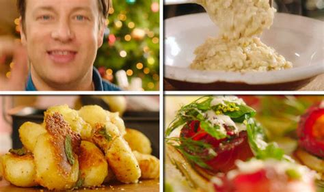 jamie oliver ultimate christmas recipes gravy and