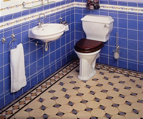 historic bathroom tile tile patterns for floors in old house baths old house