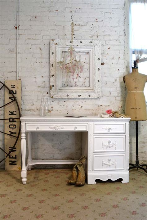 shabby chic computer desk shabby chic desk