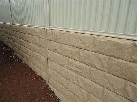 Cement Sleepers Adelaide by Cove Concrete Sleeper Retaining Wall Newtons Building