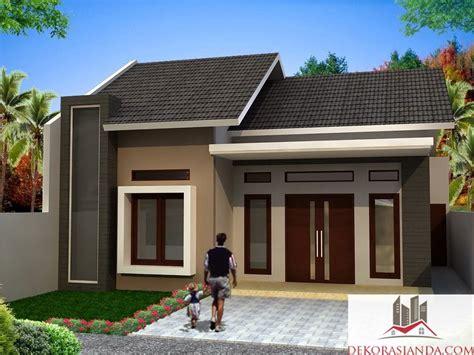 membuat rumah sederhana minimalis 40 model rumah cantik minimalis 1 lantai modern 2017