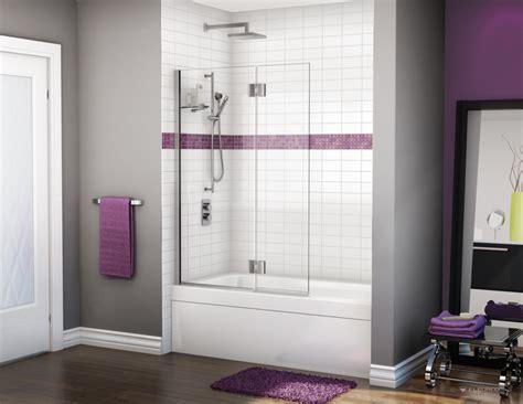 Fleurco Shower Door by Fleurco Glass Tub Shield Evolution Monaco