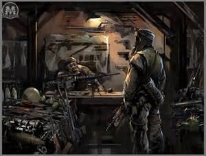 Us It Recruiter Resumes The Art Of Metro 2033 Last Light 23