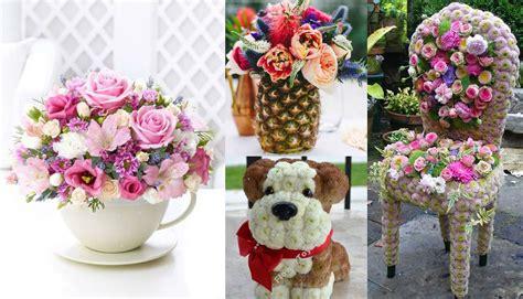 arreglos florales creativos en pinterest arreglos d 237 a de la madre 10 incre 237 bles arreglos florales para