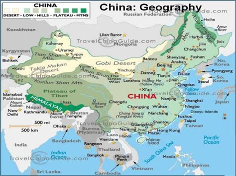 themes of geography china china geography