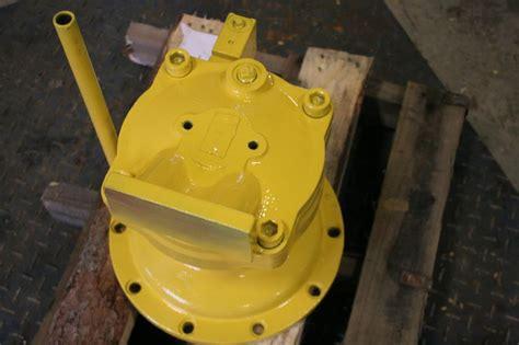 hydraulic swing motor swing motors heavy equipment parts