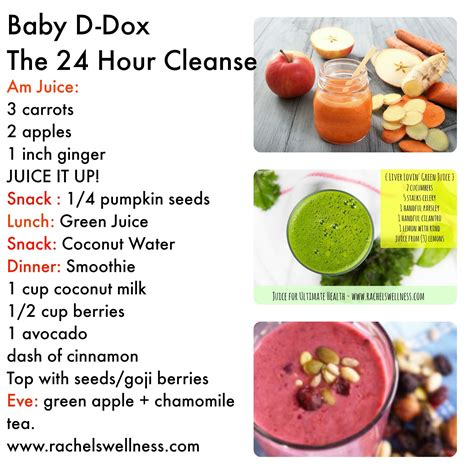 24 Hour Detox Drink by Grab You Liquid 24 Hour Detox Simple And Easy For A