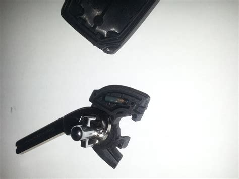 immobilizer chip extraction  key  volvo
