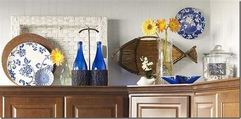 above cabinet decor 187 ideas for that space above kitchen cabinets
