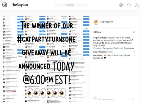 How Do Giveaways Work On Instagram - how to use instagram giveaways to grow your following wordstream