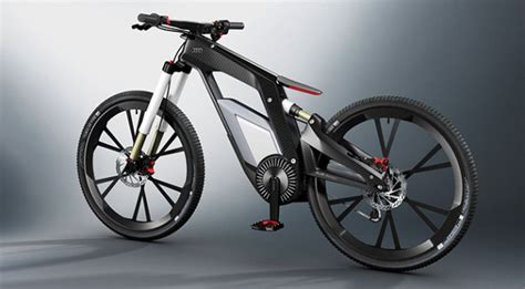 bike made by audi audi s 50 mph e bike pops wheelies boasts wifi extremetech