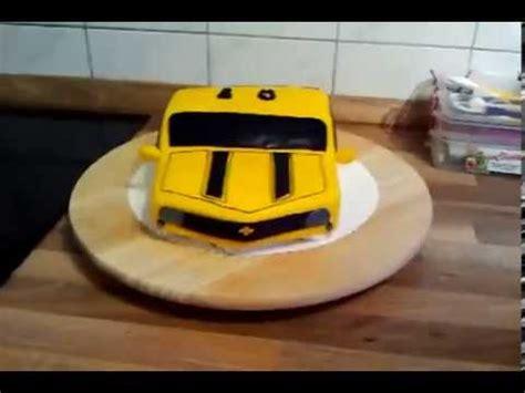 cars kuchen bumblebee car cake bumblebee kuchen