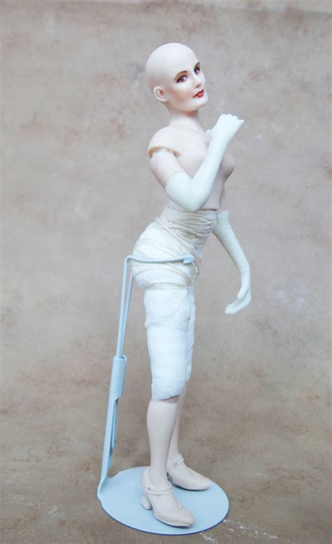 1 12th scale porcelain doll kits doll posture archives miniature dolls by