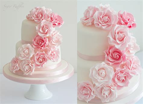 Wedding Cake Kl by Sugar Ruffles Wedding Cakes Barrow In Furness