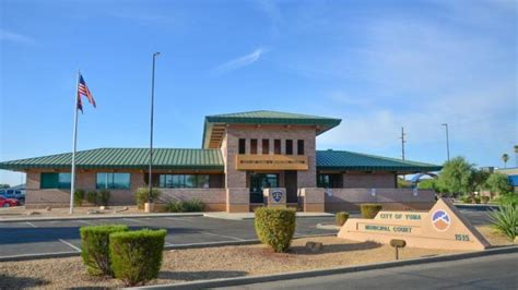 Arizona Traffic Court Records Municipal Court City Of Yuma Arizona