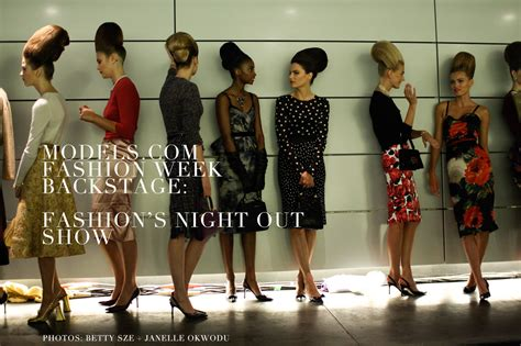 Are Fashion Shows Really Going Out Of Style by Fashion Week Backstage Fashion S Out Show Models
