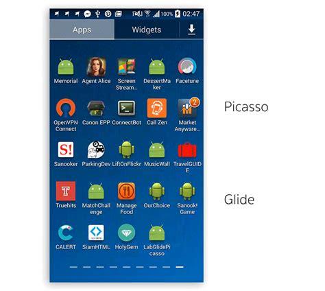 gambar loading format gif perbedaan dan cara penggunaan image loader glide dan