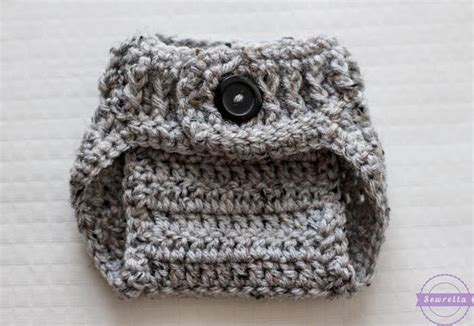 crochet pattern newborn diaper cover the parker crochet diaper cover allfreecrochet com