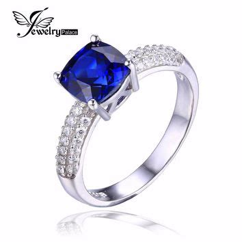 Blue Sapphire 10 6ct best sapphire cushion ring products on wanelo