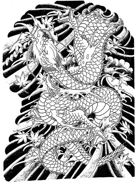 japanese dragon tattoo meaning for men japanese tattoos for