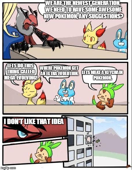Board Meeting Meme - pokemon board meeting imgflip