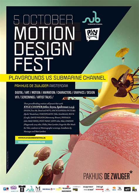 design poster pdf submarine channel event playgrounds vs submarine