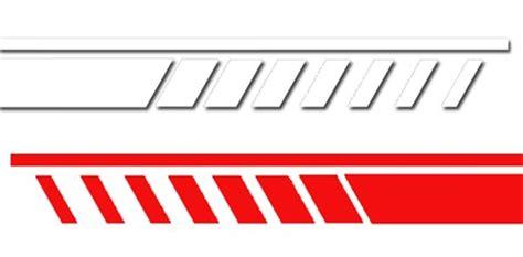 Racing Stripes Aufkleber by Racing Streifen Alfa Romeo Shop Tuning Styling