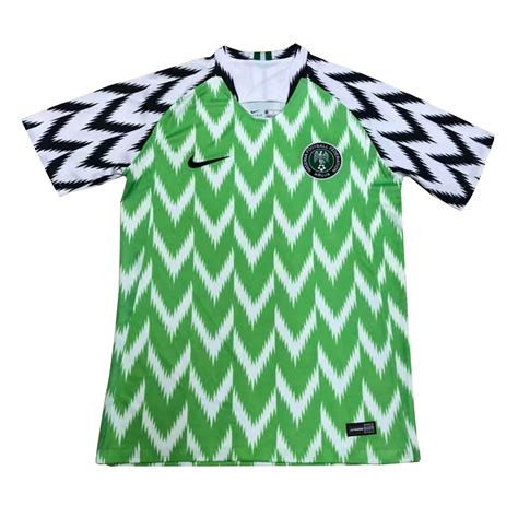 2018 nigeria fifa world cup home football shirt 2898703