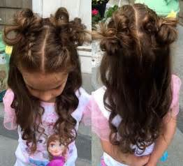 hair styles for 9 year with wavy hair 40 cool hairstyles for little girls on any occasion