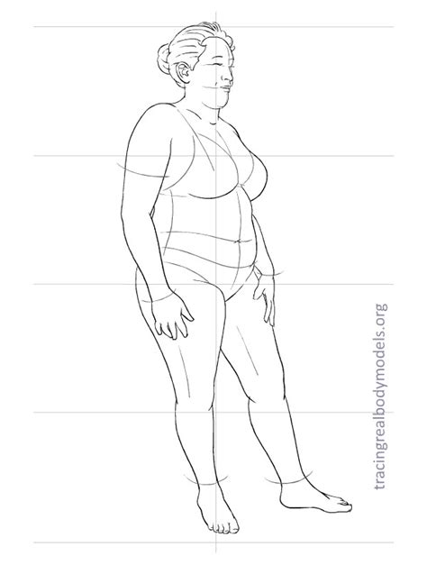 free fashion figure templates tracing real models an alternative to the