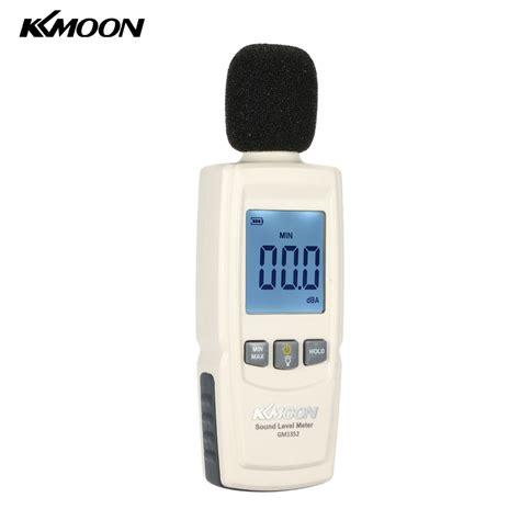 Lcd Digital Sound Noise Decibel Level Meter Tester Diskon lcd digital sound level meter noise volume measuring