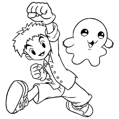 digimon monsters coloring pages digimon coloring pages