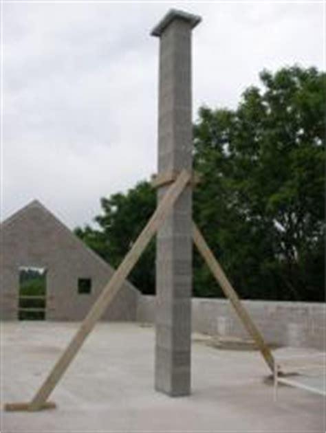 rohbau düsseldorf kamin schornstein ist fertig dachstuhl l 195 164 sst noch auf