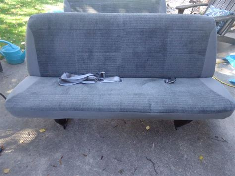 ford econoline bench seat buy ford econoline van bench seats passenger van very
