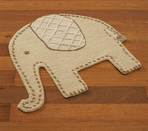 Elephant Rug by Elephant Rug Pottery Barn