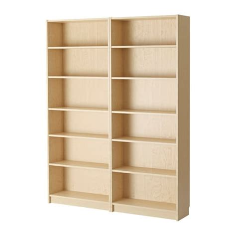 billy b 252 cherregal birkenfurnier ikea - Ikea Bücherregal