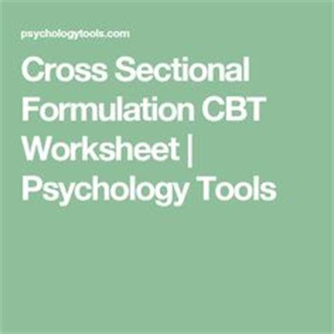 Cross Sectional Psychology by Padesky With Rolnick Mod Cbt Formulation