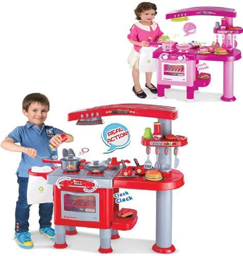 Kitchen Ebay 69pc Large Childrens Kitchen Cooking Play