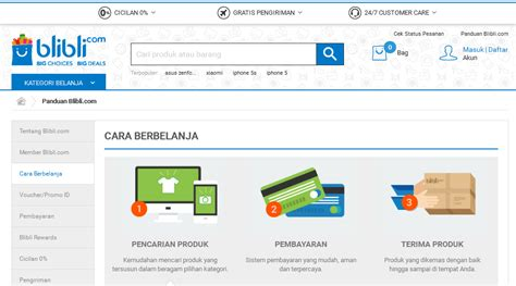 blibli online blog dopichi enaknya belanja online gratis pengiriman di