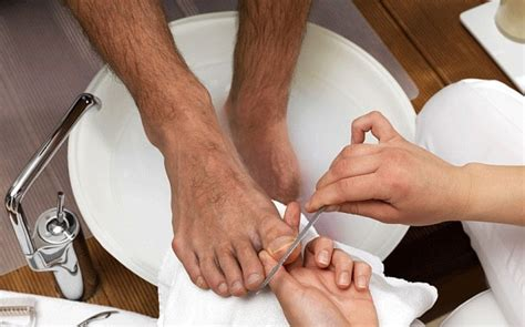 Mens Pedicure by Alex Every Should A Pedicure Telegraph