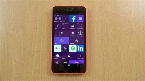lumia 640 windows 10 mobile windows 10 mobile first wave to be available on lumia 640