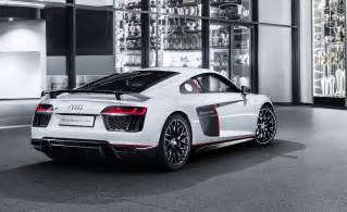 With Audi R8 Audi Celebrates Racing Victories With Limited Run R8 V10