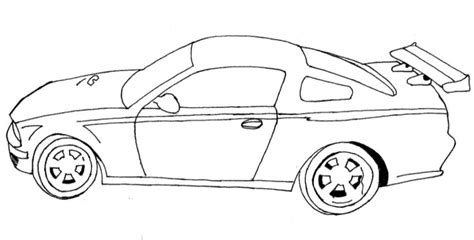 Car Coloring Pages Coloring Town Car Coloring Pages