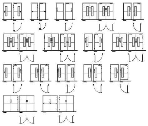 door templates for autocad hospital doors google meklēšana cad doors pinterest