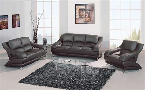 selecting leather sofa set and gain some inside