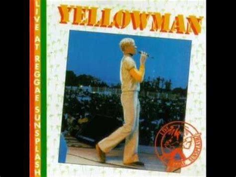 Letter Yellowman Yellowman Letter